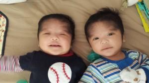 Adrian Boy & Jer Bear