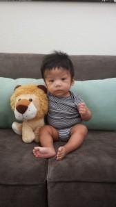 Jeremiah @ 6 months