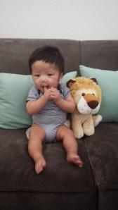 Adrian @ 6 months