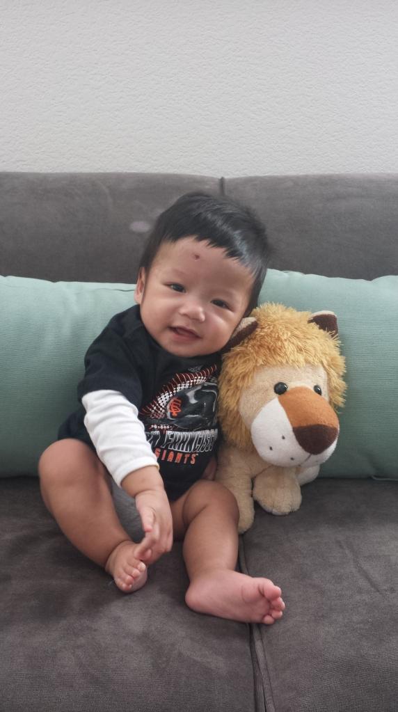 Adrian @ 7 months