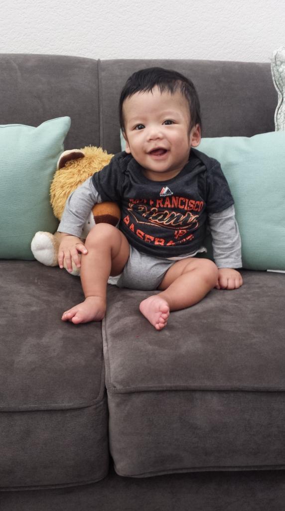JT @ 7 months