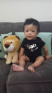 JT @ 8 months