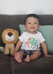 Jeremiah @ 9 months
