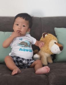 Adrian @ 9 months