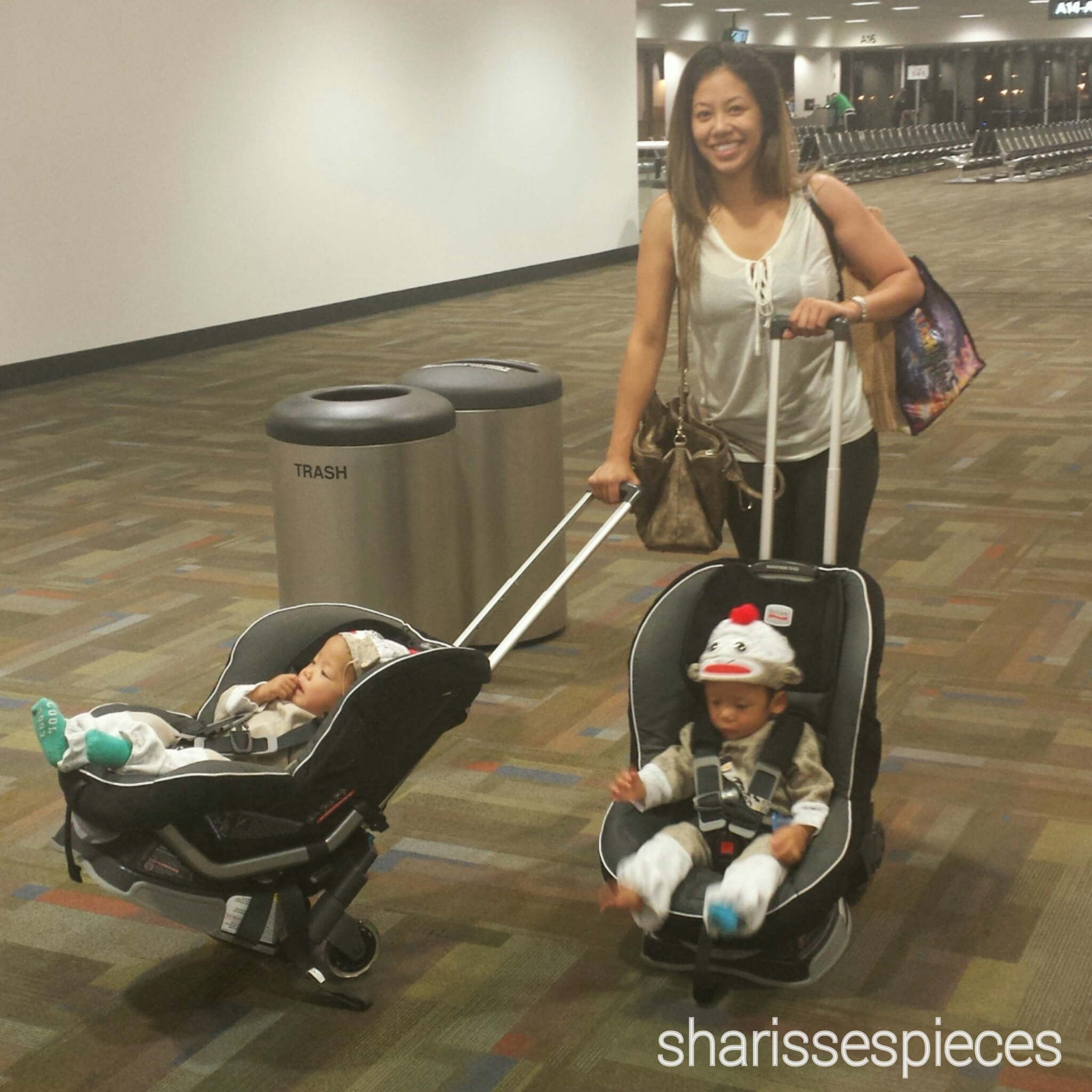 Traveling With Toddlers Tips For Surviving The Plane Ride