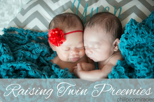chilipinomiracles - raising twin preemies