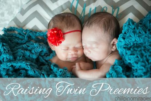 chilipinomiracles - raising twin preemies