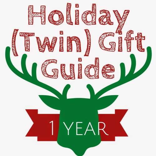 twin talk holiday gift guide 1 year olds