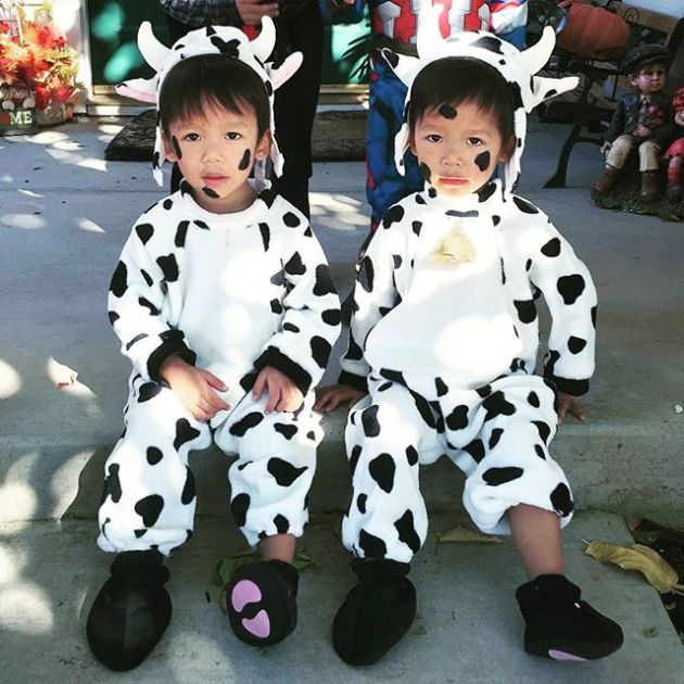 deleon twins halloween 2015